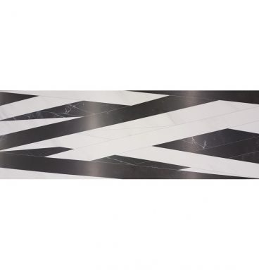 Glazura Decor Arkit BALDOCER 40X120 1,44m2/ 4szt.op